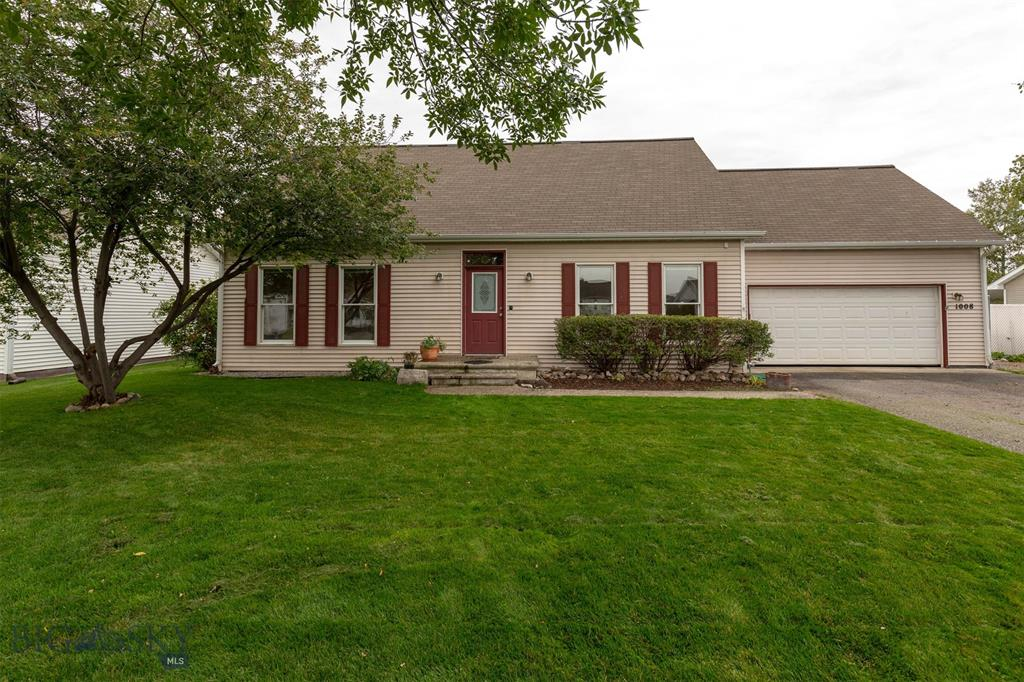 Large home close to the community park . Finished basement with egress windows.   Fenced rear yard is fully landscaped and features a covered patio.  Some new carpet and paint. Maintenance free siding.  All appliances on site convey.