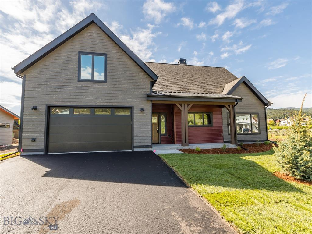 This is your chance to own a brand new single family custom built home in the extremely popular South Fork Neighborhood.  Walk or ride bikes to the many trail systems or all the amenities of the Town Center.  Convenience and efficient living make this 2,476 square foot home, with a two car garage, the perfect fit for any lifestyle.  Inside, the spacious 9 foot ceilings, open floor plan, and wet bar make for an ideal entertaining space.  The ground level master bedroom has a walk in closet and attached bath.  Upstairs you will find two over-sized bonus rooms which can be utilized as a second living area, office, exercise room, or whatever best fits your lifestyle.  Bring your finishing touches and make this house your home.