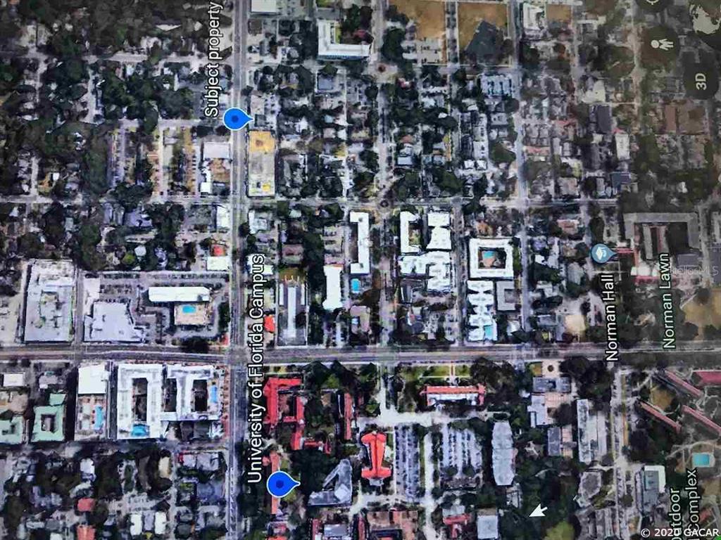 1011-1017 W University Avenue, Gainesville, FL 32601