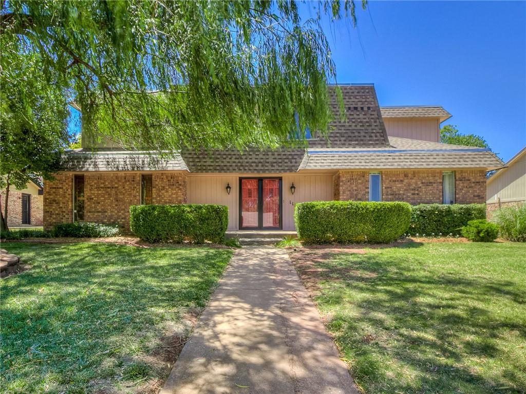 Stop at the red door beneath the flowing Willow tree at your new home in the beautiful Quail Creek neighborhood!  You'll find granite countertops ad a brand new stainless steel dishwasher in the kitchen!  Working from home will be a breeze with built-in bookcases and desk in the primary bedroom! Updated master closet is HUGE and includes a built-in dresser! With 2 living and 2 dining, you'll have plenty of room to entertain family and friends!  Lots of storage throughout, including extra storage closets in the extra deep 2 car garage! Absolutely immaculate! Ready for the next generation to raise a family here! Priced low to leave $$ to make it your own!