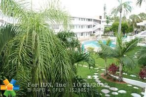 A cozy tranquil setting located in the middle Lauderdale-By-The-Sea steps from beach, the fishing pier, restaurants, night clubs and sidewalk entertainment; including Kilwin's world famous ice cream, bait & tackle shops for fishing on the pier and more! Largest one bedroom in community. Tile throughout. Spacious living area. 55yrs+. Less than a mile from Fire Rescue, 1 1/2 miles to Holy Cross Hospital, tennis, shopping and movie theaters. Incredible vacation spot or year round living! Nicely decorated. Could be furnished. Seller will pay first 2 years of land lease.