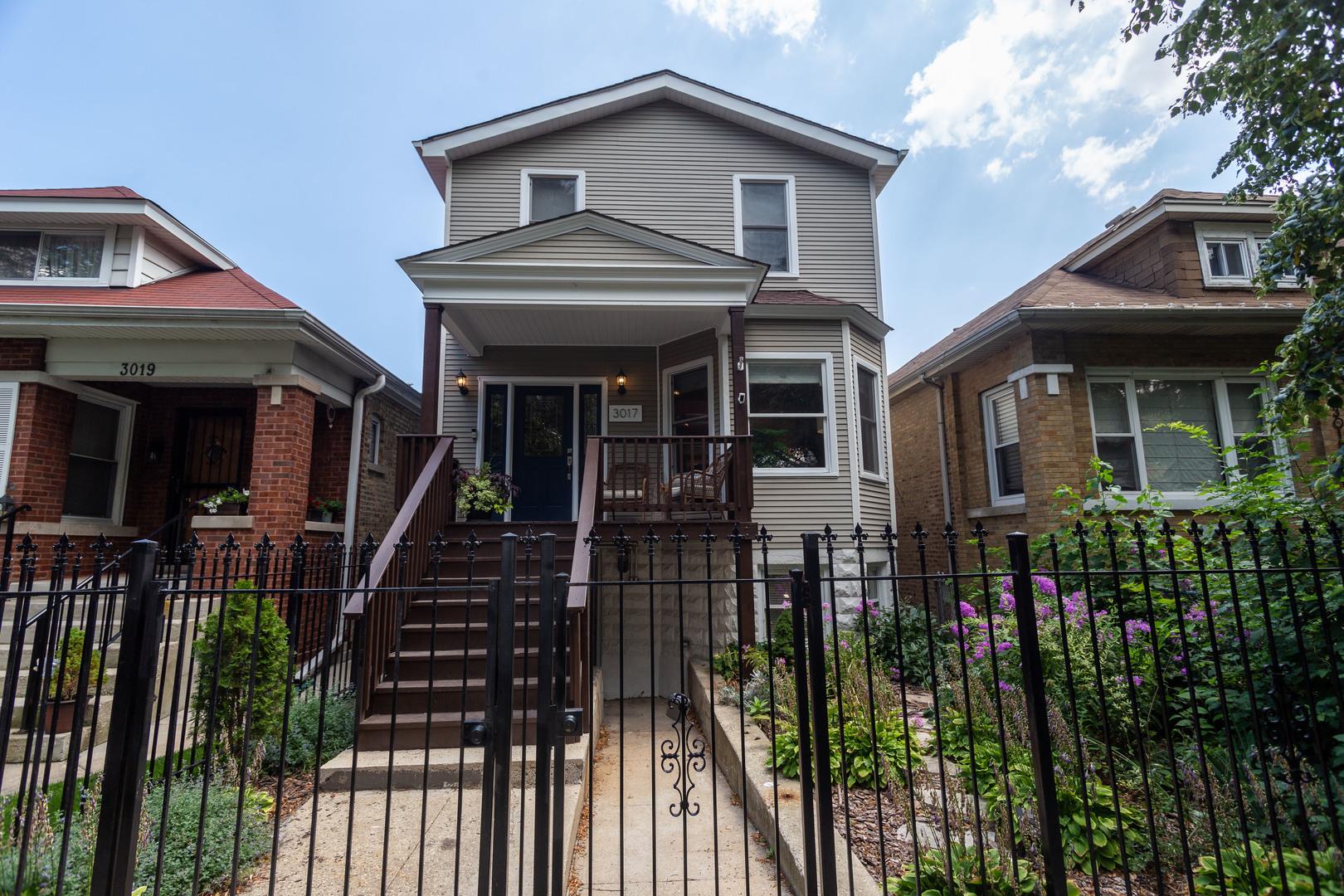 3017 N Troy Street, Chicago, IL 60618
