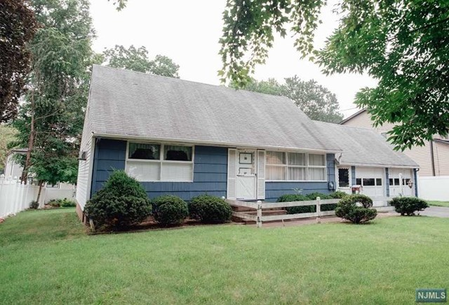 Great Location, this cozy Cape Cod has 3 bedroom,full bathroom, kitchen with separate dining area, a full basement & a 1 car attached garage. The potentials are endless renovate, expand or build a dream home on the beautiful level lot. Close to schools, shopping centers, parks & public transportation. Do not miss out on this great opportunity!!