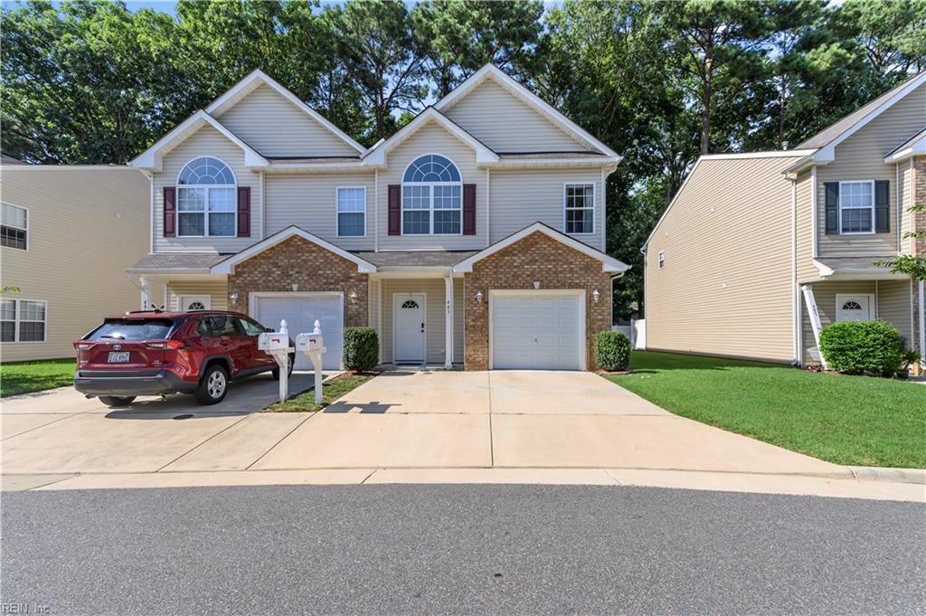 483 Old Colonial Way, Newport News, VA 23608