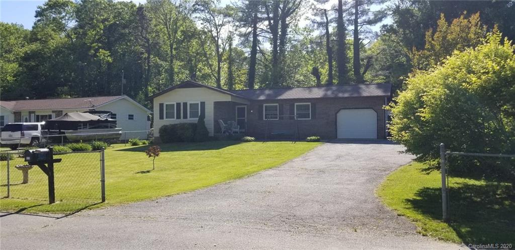 2 bed / 1 bath. 992sqft. 0.27 acre lot. Built in 1977, Attached single car garage, Property line fenced, Back yard enclosed fencing with 2 access gates, Level yard, 16 x 24 deck, 2 separate storage buildings, Single vehicle carport, Fire-pit, Gas stove, Gas furnace, Gas water heater (new), HVAC (AC), City water, Septic on property, Dead end street, State maintained road, NO HOA, Friendly neighborhood *House was built as a 3 bedroom but converted to a 2 bedroom by removing a wall. *Will be furnished with necessary appliances such as washer, dryer, dishwasher, refrigerator, stove, & microwave.