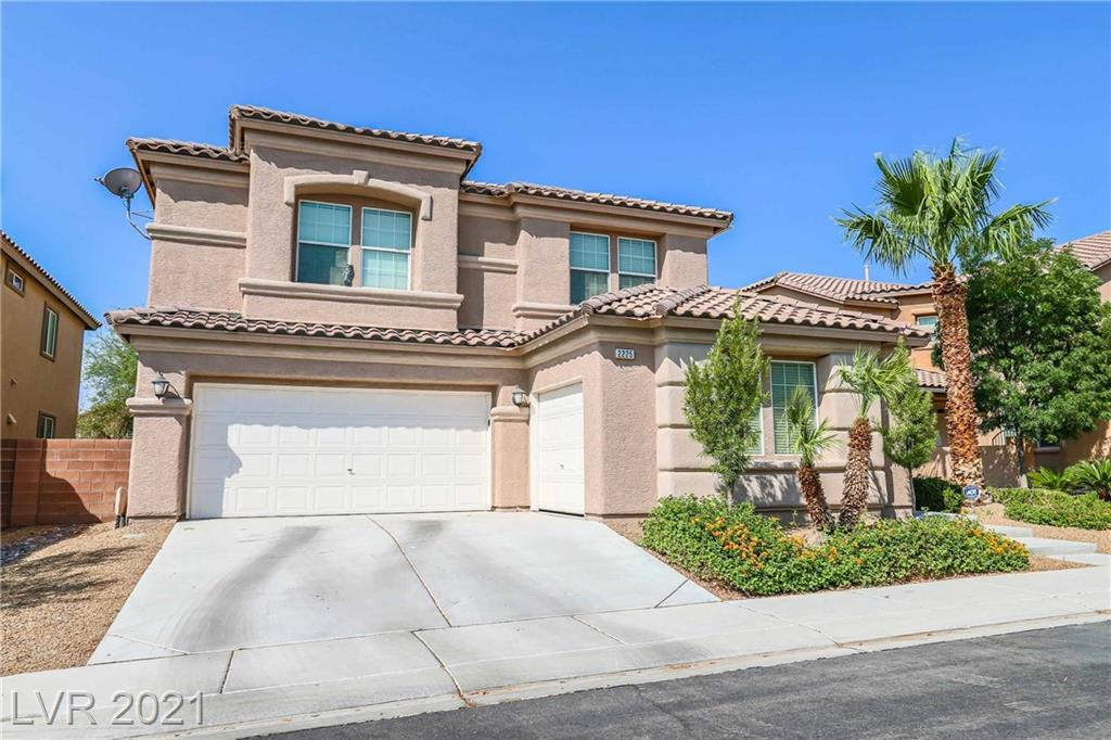 This one wont last!!  Beautiful four bedroom home in desirable area.  Open floor plan, huge loft upstairs, ceiling fans, solar panels.  Kitchen has many cabinets with an island.  3 Car Garage.   Low HOA.