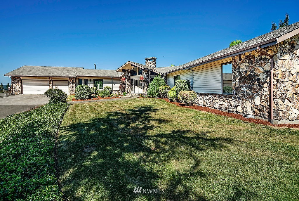 Equestrian PARADISE- Farm/Ranch- Nearly 40 Acres- 4349 Sqft- 3 Bdrm/3 Bath- Office- Living Rm- Kitchen w/Eating Bar- Dining Rm- Theater Rm- - Master Ste w/Walk-in Closet & Full Bath- 2 Fireplaces & Woodstove- Rec Rm- Exercise Rm- Sauna- Swimming Pool- Sport Court- 3 Car Garage- Patio- Gazebo- Landscaped- RV Parking- 60x84 Barn- 116x144 Covered Riding Arena w/Storage- Tack Rm/Hay Storage/Feed Rm/Birthing Wings- Fencing- Orchard- 3 Creeks- 2 Wells- 2 Heat Pumps- Substantial Future Value in Timber