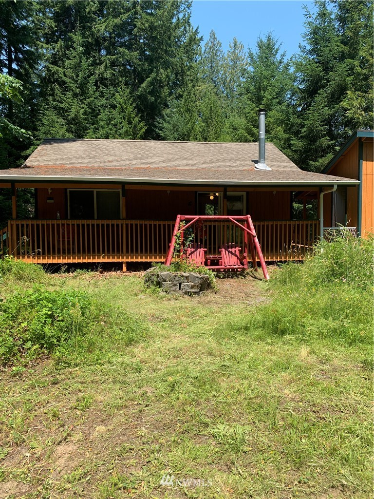 Fantastic opportunity to be close to White Pass and the National Forest Lands makes this a very tranquil area to vacation or live the dream.  Close to the river. Community Association with pools, tennis courts, play fields and more.