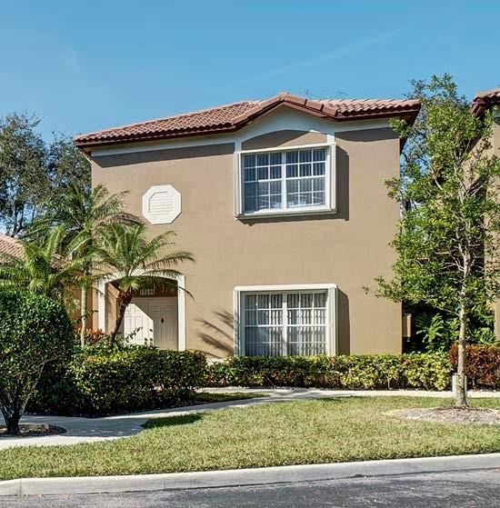 Welcome Home To This Perfect HUGE Townhouse Located in GATED Emerald Courts in the Heart of Weston! First Time On the Market, This Home was the Former MODEL & is the LARGEST MODEL in the community - Feels Like a TREMENDOUS SINGLE FAMILY Home! This Updated 3 Bedroom, 2.5 Bathroom Unit Has ACCORDION SHUTTERS ON ALL Windows & Doors, Kitchen Has Granite Countertops & Newer Stainless Steel Appliances, Newer Washer/Dryer, Breakfast Nook, HUGE, Open Floorplan with LARGE Family Room, Screened & Fenced Patio W/ Grass Area for Pets, Extra Large Exterior Storage Unit, Master Bedroom Has HUGE Walk In Closet, Bathrooms Feature Newer Vanities. A/C 2011 Community Pool/Clubhouse/Gym Within Walking Distance, Guard Gated Community & So Much More!