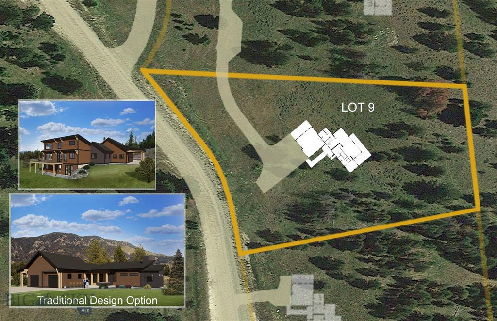 This homesite features mature trees, privacy and lots of sun. With breathtaking views of Levinski Ridge, this site is located in the first single family home neighborhood to be developed in Big Sky in over a decade. Residents will enjoy access to Terra Flow mountain biking trails and additional trails for hiking, 4-wheeling, snowmobiling and cross-country skiing right from your back door. Don't miss out on this rare opportunity the ultimate mountain lifestyle living.