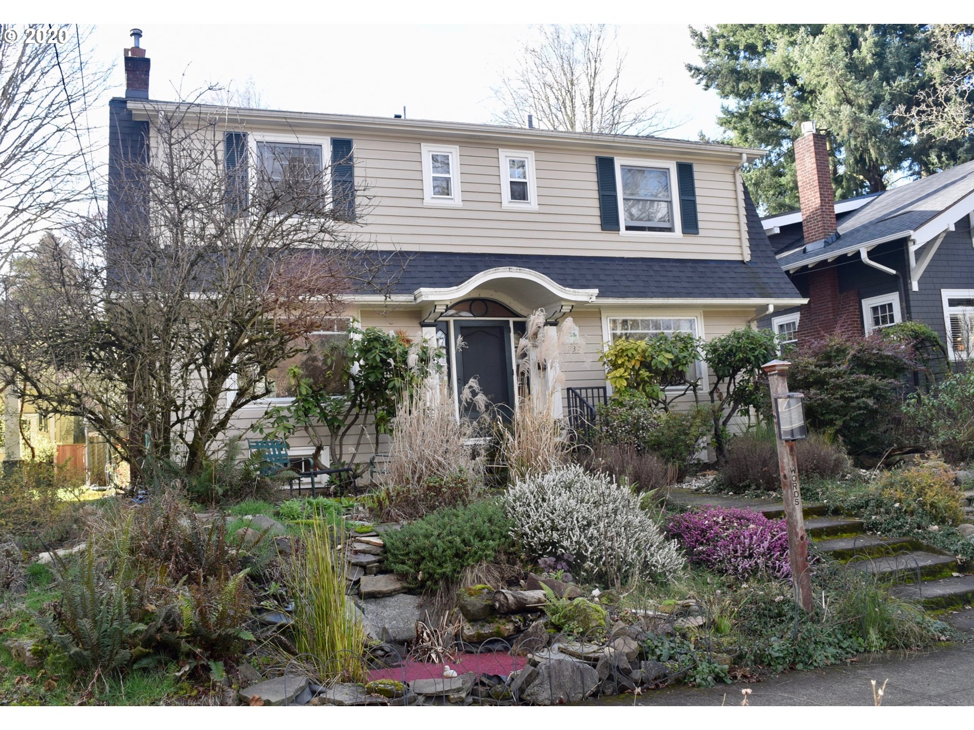 Classic Irvington Colonial on a great street. Don't miss this opportunity. Cosmetics needed, the hard stuff is complete. Large living rm,central hallway,oak floors,picture rail,crown moldings, this place has it all.