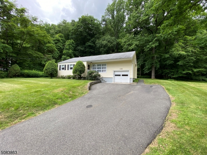 Well maintained home in sought after neighborhood. Main floor features: Living Room/Dining Room combo, 2 bedrooms, full bath, 2 linen closets, 1 coat closet at entry door, Kitchen w/eating area newer bay window overlooking the private yard. 2nd floor has 3rd bedroom w/walk-in closet and full bath. Hardwood floors throughout, Large unfinished Basement, 1 car garage, newer: windows, siding, garage door and roof. Property backs to Open Space land. Conveniently located near  Emmans Park which contains soccer fields and an updated dog park, containing fun activities for your fury friends, such as a fire hydrant, a bridge and a tube. Park address Location: 75 Emmans Road, Roxbury. Act fast! H&B due Thursday 7/1 by 5 pm