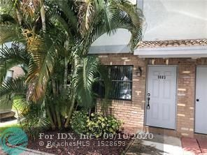 Beautiful renovated 2 story townhouse 4 bedrooms 3 full bath in Coral Springs. Great Location . Walking distance to Taravella High School. Upgraded bathrooms and kitchen with stainless steel appliances, quartz countertops. Modern light fixtures.Full size Washer and dryer. Extra storage room . One bedroom downstairs 3 upstairs. Tax records shows property as 3/2.5. Laminated flooring. Water /trash/sewer/ lawn/ pool/ insurance included in the condo fees. Bright and spacious great for investors Unit is rented $1850 until August 2021. Close to shops, restaurants and Sawgrass expressway. Dont miss this opportunity!
