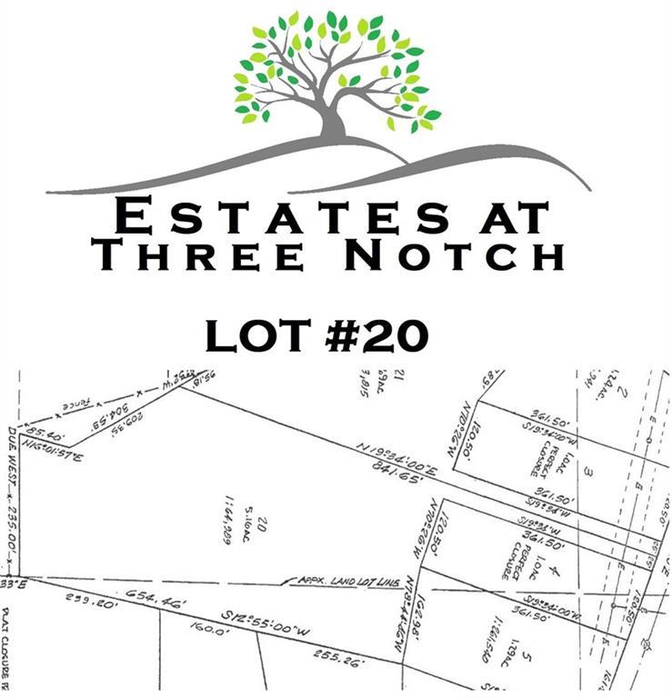 7009 Three Notch Road, Ringgold, GA 30736