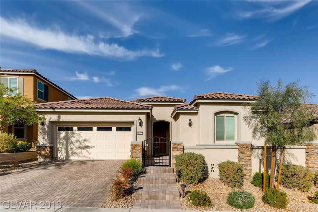 9952 PEACEFUL PEAKS Avenue, Las Vegas, NV 89166