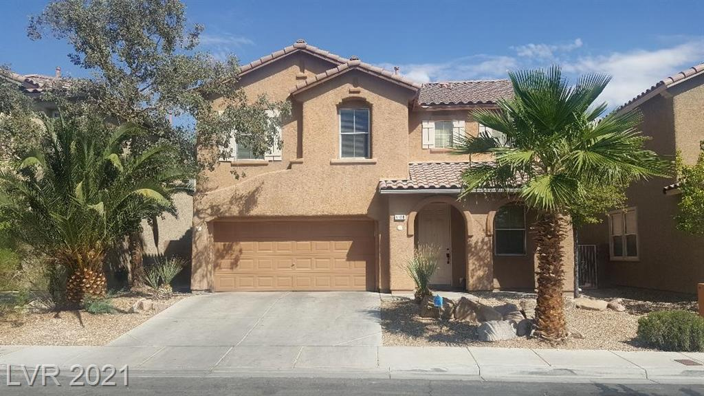 2 story home in Aliante, 4 bedrooms, 3 full bathrooms, kitchen granite counter top, sold as is.