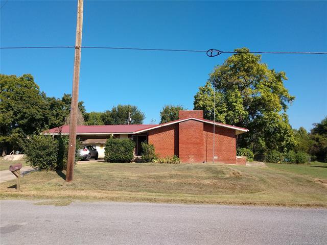 103 Railroad Street, Talihina, OK 74571