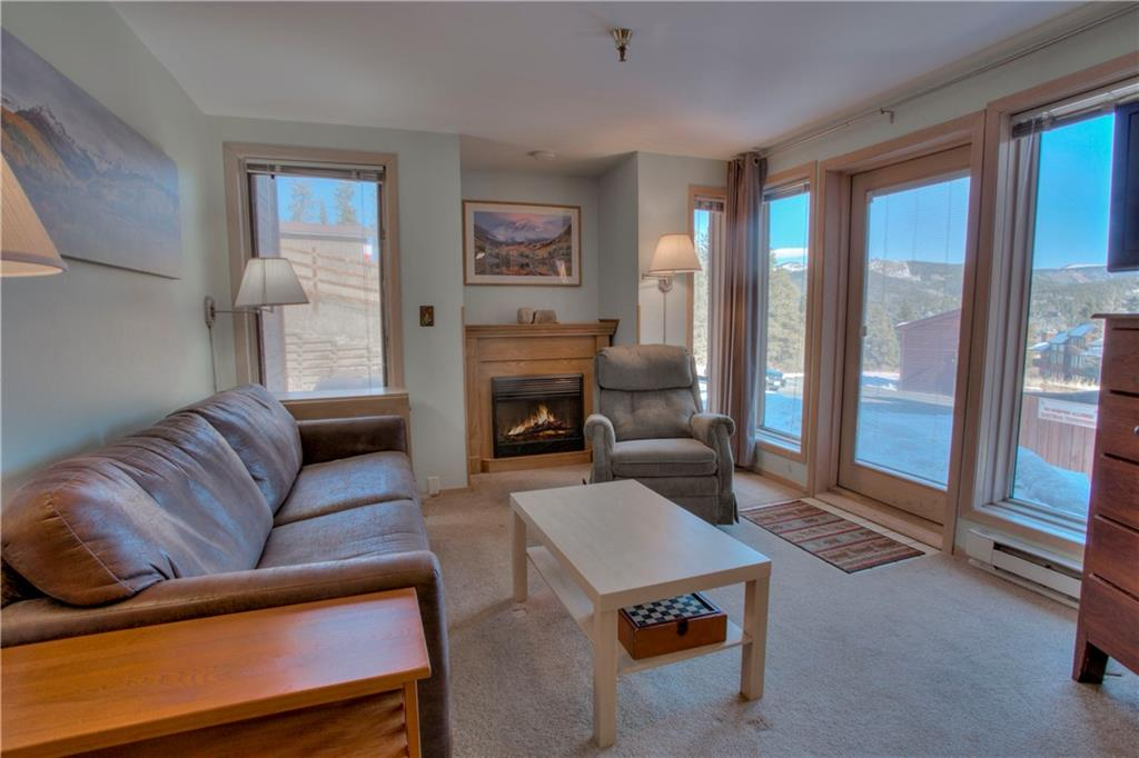 Your ski-in/out, stay off I-70 condo awaits!  Perfect studio overlooking Four O'clock ski run and right across the street from the Snowflake lift. Updated kitchen, super clean with its own washer and dryer and private ski closet.  Walk to town and enjoy the onsite hot tubs.  This will go fast!