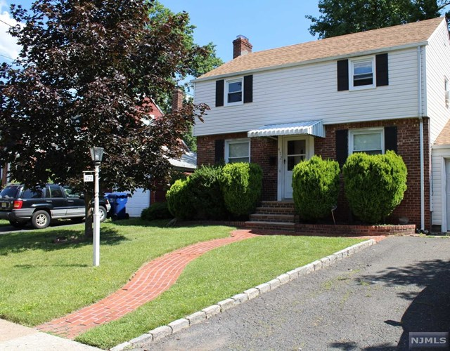 COME SEE THIS 3 BEDROOM 2 FULL BATH HOME WITH LOADS OF POTENTIAL. THIS HOME IS BEING SOLD STRICTLY AS IS AND BUYER IS RESPONSIBLE FOR THE CO FROM THE CITY OF HACKENSACK. ON THE IFRST FLOOR YOU HAVE A LARGE LIVINGROOM WITH A WOOD BURNING FIREPLACE, EAT IN KITCHEN WITH BREAKFAST BAR THAT ATTACHES TO THE GOOD SIZE DINING ROOM. OFF THE KITCHEN IS A LARGE FAMILY ROOM WITH DOOR THAT LEADS TO A DECK AND THE BACK YARD. THERE ARE 3 BEDROOMS AND A FULL BATH ON THE SECOND FLOOR. THE BASEMENT IS FULL UNFINISHED WITH A NEWER HOT WATER HEATER AND BOILER AND THE SECOND FULL BATH. THE ROOF IS NEWER AND THE OIL TANK HAS BEEN PULLED FROM FRONT YARD. BUYERS RESPONSIBLE FOR ALL CERTIFICATES AND CERTIFICATIONS FROM CITY OF HACKENSACK.