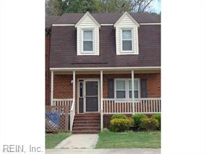 GREAT PRICE in GREAT BRIDGE! This is a limited opportunity in the heart of Great Bridge 3Br. 2.5 Bath townhome in Great Bridge High School District! Brand new 50 year roof installed last week.  Lots to like about this one. Don't wait! One of the few neighborhoods with NO Property Owners Association.