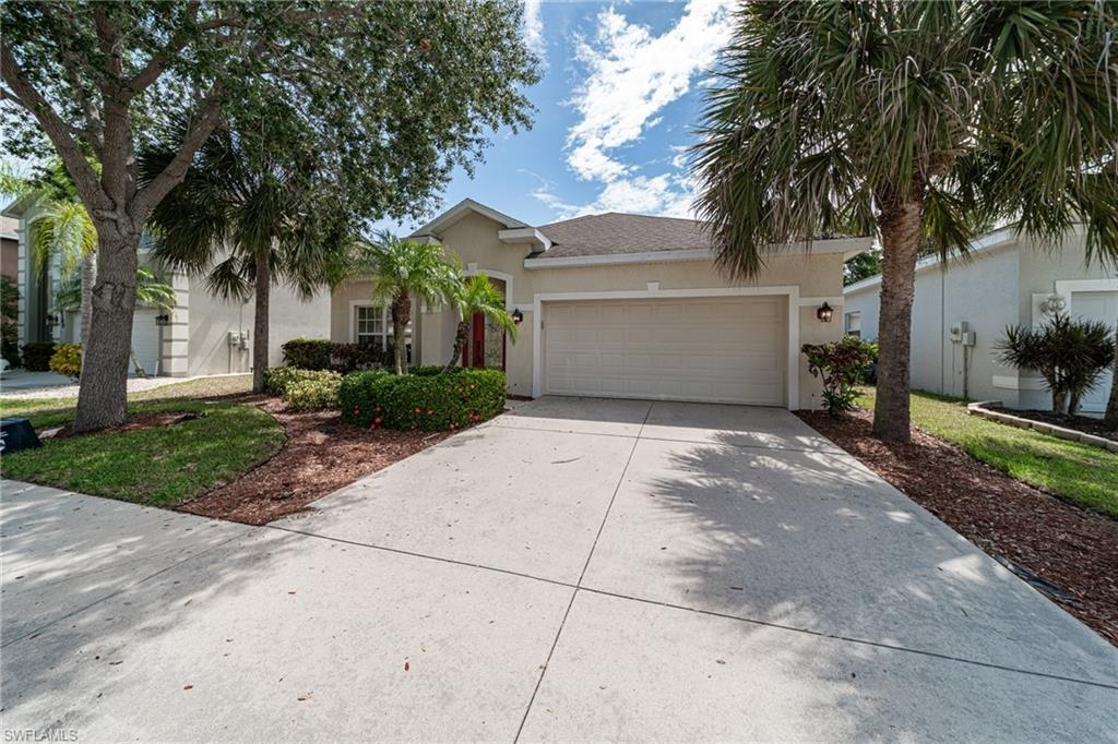 Florida living at its BEST. Located in one of the most desired areas in Ft. Myers, near Health Park Hospital, Ft. Myers Beach, and Sanibel Island, excellent shopping areas and close to RSW International Airport. This fantastic 4 bedroom, 2 bathroom home is absolutely ready to move in AC was replaced in 2021, Hotwater Heater replaced 2020. The home has a large open area for the living room, dining, and great room. Gladiolus Preserve is ideally located. Beautiful well maintained community with sidewalks, street lighting, clubhouse, community pool, as well as a children's pool and play area. Gated community with low fees of only $83 monthly ($1,000 yearly). This home will not last long!