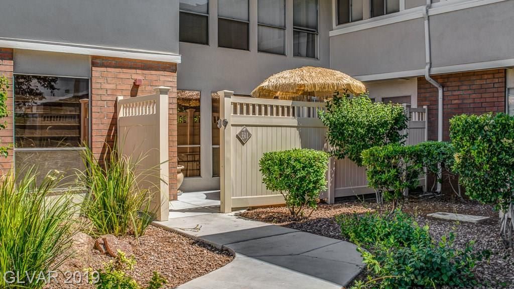 BEAUTIFUL UPGRADED CONDO IN LAS VEGAS COUNTRY CLUB ~ GRANITE COUNTERS IN THE KITCHEN AND BATHROOMS ~ LAMINATE FLOORING THROUGHOUT ~ TILE IN BATHROOMS ~ NICE OPEN FLOOR PLAN ~ 24 HOUR GUARD GATED W/PATROLLING SECURITY ~ IF YOU KNOW VEGAS THEN YOU KNOW THIS IS THE PLACE TO BE ~