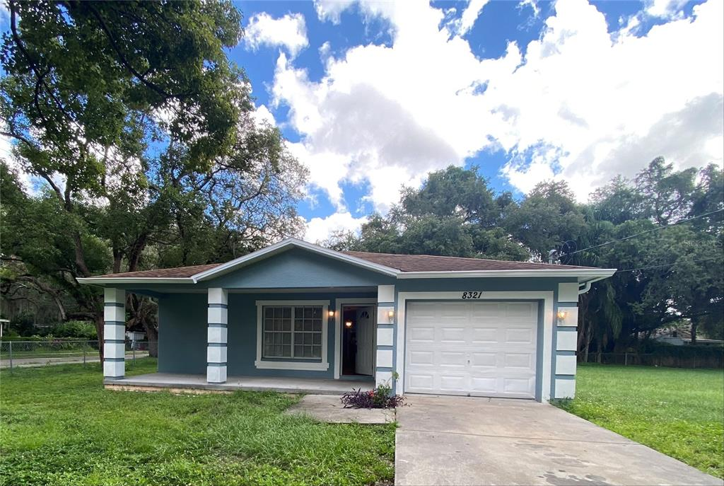 Come see this completely updated 4 bedroom, 2 bathroom home on an extra large lot. This home has a beautiful open floor plan, with updated cabinets and granite countertops. This home has been renovated from top to bottom, it has all new appliances, fresh paint, and new flooring. You can move right in. The back yard is large enough to add a pool and still have enough room for a back yard barbecue. Did I mention NO HOA and NO CDD?!! Come and see it, fall in love, put in an offer before it's gone!
