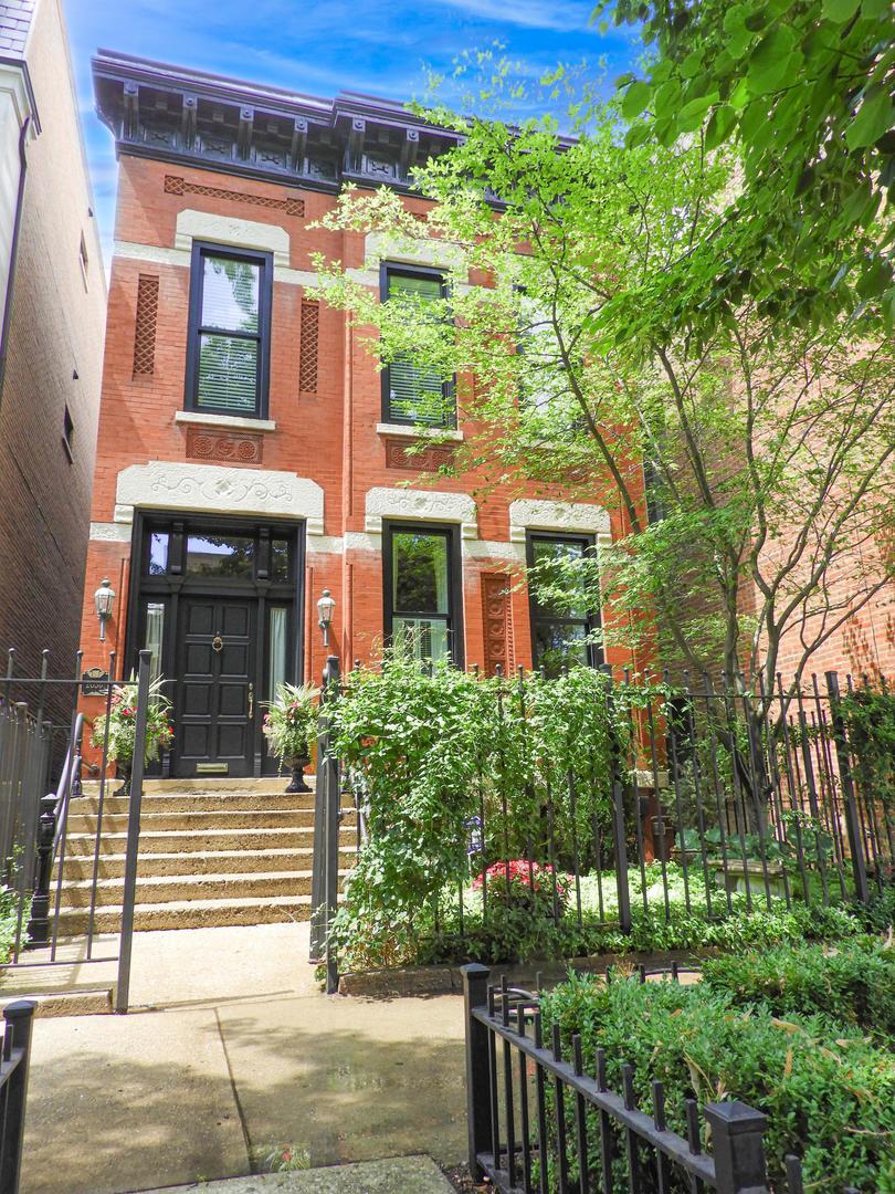 2056 N SEMINARY Avenue, Chicago, IL 60614