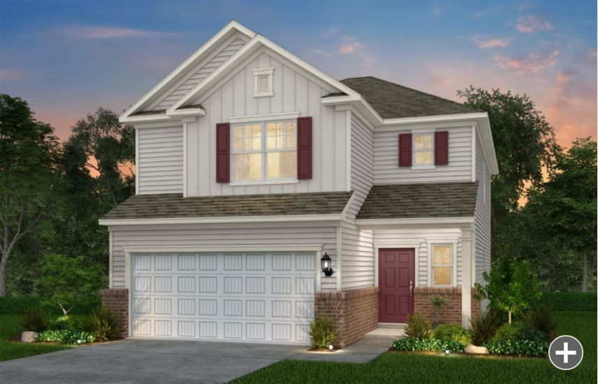 Available October 2021! The Harris offers an over-sized gathering room, flex space, walk-in closets in all bedrooms, large loft, ample storage space, double vanity in the owner's bath, and so much more! Everything is included in the price. Limited opportunities are available before pricing increases. Call now to schedule your appointment!
