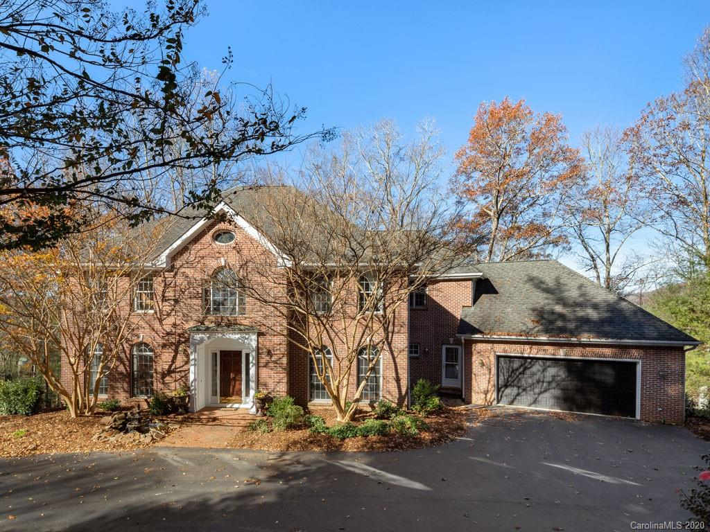 Welcome home to this custom built gem on 2.23 private acres in conveniently located White Oak Plantation subdivision. There is room for everyone in this spacious and gracious 5 bedroom (4 BR SEPTIC), 4.5 bathroom home. The open floor plan on the main level is light and bright, and features a two-story great room with fireplace and built-in shelves, a chef's kitchen, formal study, dining room, and stunning amounts of natural light from the abundant windows. The master bedroom boasts an ensuite spa-like bathroom with a lovely garden tub. The finished lower level offers multiple opportunities, and has room for guests, entertainment, crafting, and storage.  This Smart Home is configured with upgraded networking infrastructure throughout. Outdoor amenities include a spectacular back deck, a well maintained and inviting fire-pit, soothing creekside sounds, gorgeous winter views and lawn space, and a relaxing fountain at the entryway of this stately home.