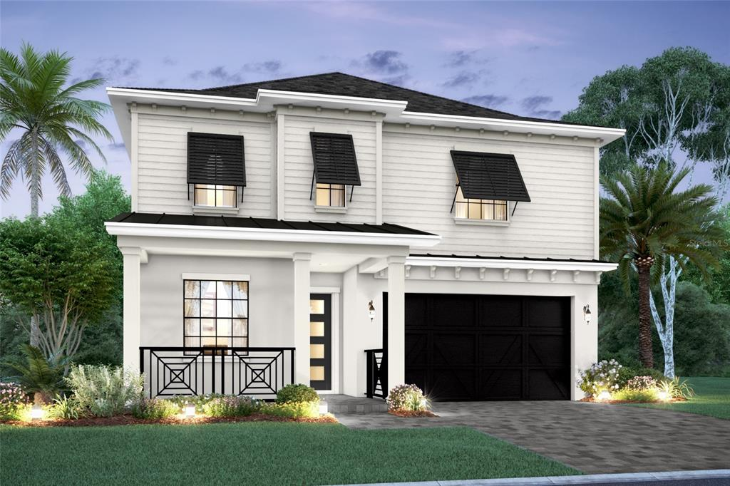 """Under Construction. - with a completion date of 3/31/22. New Legacy Homes built in Roosevelt, Coleman, Plant school district with wonderful detail in both finishes and construction. This home boasts 3550 square ft with 4 Bedrooms, 4 Bathrooms, 2 Car Garage plus Study/Office, Bonus Room, and Open loft. Custom pool and spa, and outdoor kitchen with green egg, all on a 53x145' lot. The first floor features a signature New Legacy Chef's kitchen features an oversized island, apron sink, Fisher & Paykel appliance package with 24"""" fridge and 24"""" freezer towers, wine fridge, pot filler, soft-close custom cabinets, walk-in pantry & LED under cabinet lighting. The family room and Breakfast nook are just off the kitchen and have a view of the large lanai with wood tongue and groove ceiling which overlooks your resort style pool.  Guest bedroom and Office/Study on the first floor.  The 2nd floor has a large bonus room, open loft, Spacious Master Suite and 2 additional bedrooms featuring walk-in closets and private bath. Some additional features include: 18 Seer Infinity Carrier A/C with WIFI controls, Impact glass windows, Tongue and Groove ceiling in Lanai, Outdoor kitchen w/Green Egg, Elan Home Automation system, remote video doorbell, in wall pest tubes, interior 8ft doors, pre-wire audio, USB outlets, Icynene spray foam insulation, semi-conditioned attic storage space, 2-10 Builder Warranty. Buyer is responsible for all closing costs related to this purchase. Including documentary stamps on the deed, the owner's title insurance policy, title search fee, and title company closing fees.  Please call for more details!!!"""