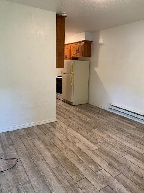 Small Efficiency Apartment with All Bills Paid near OU. Efficiency apartment is 250sf in size. Full size stove and refrigerator in kitchen. No laundry on site. Security Deposit is $450. 12 month term. $35 non-refundable application fee.