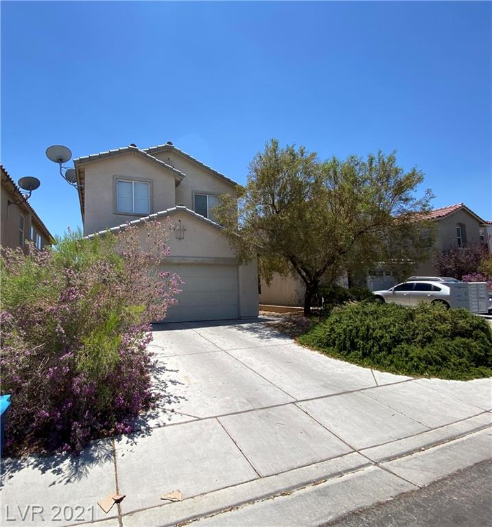 Great neighborhood at Desert Willows in the SOUTHWEST! This 2039 SQ. FT. home features a low HOA, 4 bedrooms, 2 1/2 baths, plus a den/office downstairs and a spacious loft!  Tenant in place until March 1, 2022.  This is a perfect home for an investor and home needs some repairs.