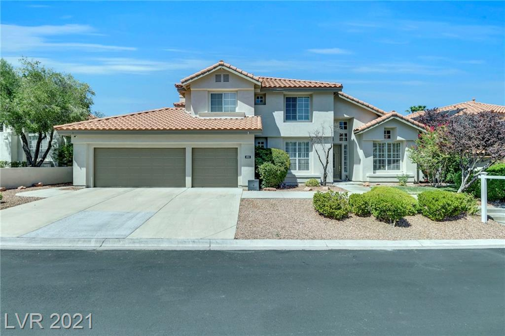 WELCOME TO A Premier LOCATION IN A SOUGHT AFTER DESERT SHORES COMMUNITY IN THE SPINNAKER COVE SUBDIVISION. LOCATED ON A PRIVATE CUL-DE-SAC. PRIVATE ACCESS TO Lake Jacqueline, HOUSE SITS ON A LARGE LOT WITH A BEAUTIFUL POOL AND SPA. THE WINDOWS ARE COVERED WITH WOOD SHUTTERS. THERE IS A LARGE PRIMARY SUITE WITH FIREPLACE AND 2 OTHER BEDROOMS UPSTAIRS CONNECTED WITH A LARGE JACK AND JILL BATH. 1 BEDROOM DOWNSTAIRS. MANY UPGRADES WHICH INCLUDE FLOORING, NO CARPET IN HOME. NEW GRANITE IN KITCHEN AND BATHROOMS. LARGE FAMILY ROOM. POOL EQUIPMENT WAS REPLACED 3 YEARS PRIOR. MUST SEE TO APPRECIATE.