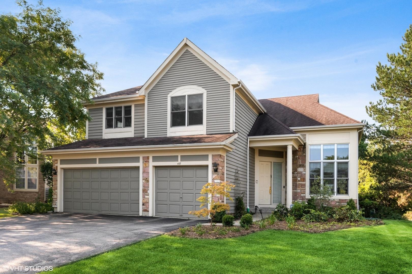 407 Muirfield Lane, Riverwoods, IL 60015