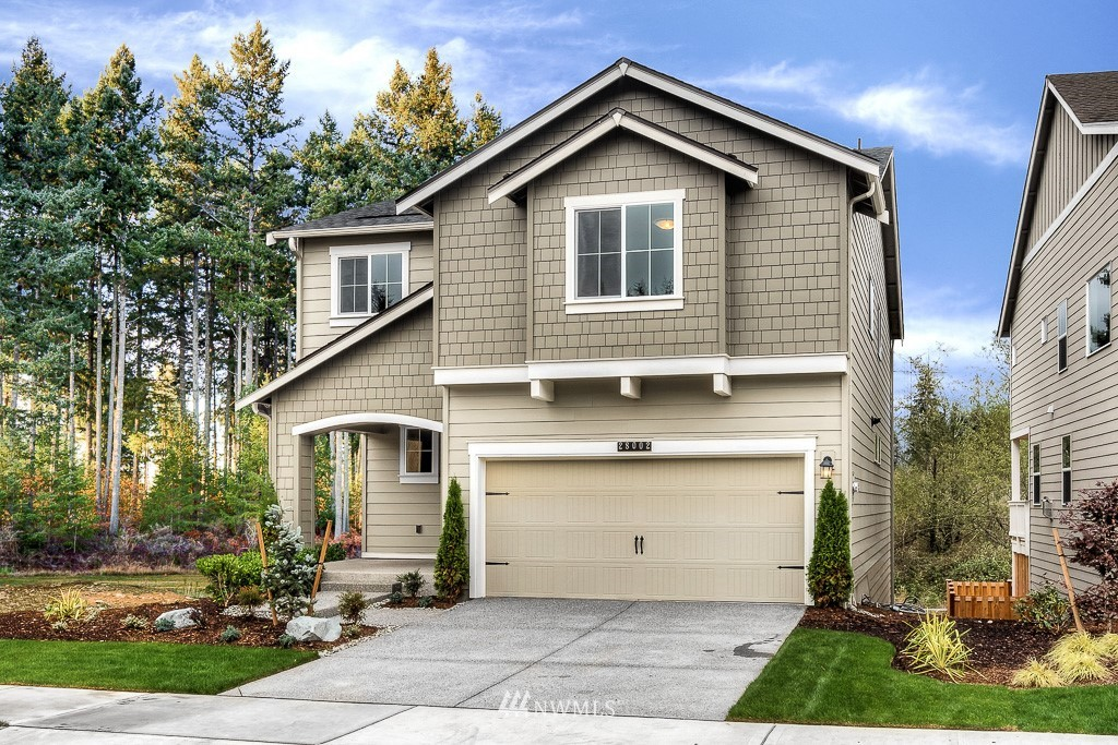 MODEL HOME FOR SALE! Don't miss our Cambridge floor plan with large bonus room! Quartz counters & under mount sinks in the Kitchen & Master Bath. Includes Stainless GAS appliances, tankless hot water heater, backyard landscaping and FENCE. Commuters dream just off the 272nd park & ride and so close to freeways. 1/2/10 year warranty from the #1 builder in America. Move in by end of MARCH! Nearby Redondo Beach, Woodmont Park, and Saltwater State Park. Seller accepting offers now to be reviewed Saturday 1/23 by NOON. We have $4k with our lender for closing costs, let us help you secure YOUR home!