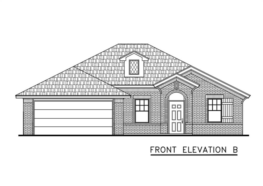 Plan ahead for this one! Freshly Permitted - NEW Construction - Schedule a showing today to learn about current phase of construction!  Lone Oak is a growing, highly sought after community across from the luxurious Gallardia and in the amazing Deer Creek school district.  This new floor design, The Brea, offers 3 bed 2 bath with a study. The exterior features stunning aesthetics from the elevated roof pitch, covered entry, and landscaping package. Master suite will boast 10' high ceilings, a big walk in closet & beautiful bathroom, with dual vanity sinks, tiled shower, plus garden soaker tub. Open concept, from kitchen into dining room and handy bar space from kitchen to large living area.  Living room features fabulous slate stone fireplace with floating pine mantel.  Gorgeous barn door close for office/study. Dining room opens up to back patio which is a nice space to enjoy your fully fenced backyard! Don't wait to make this one your own!