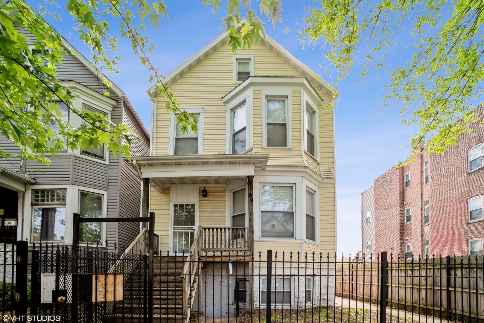 5539 S Princeton Avenue S, Chicago, IL 60621