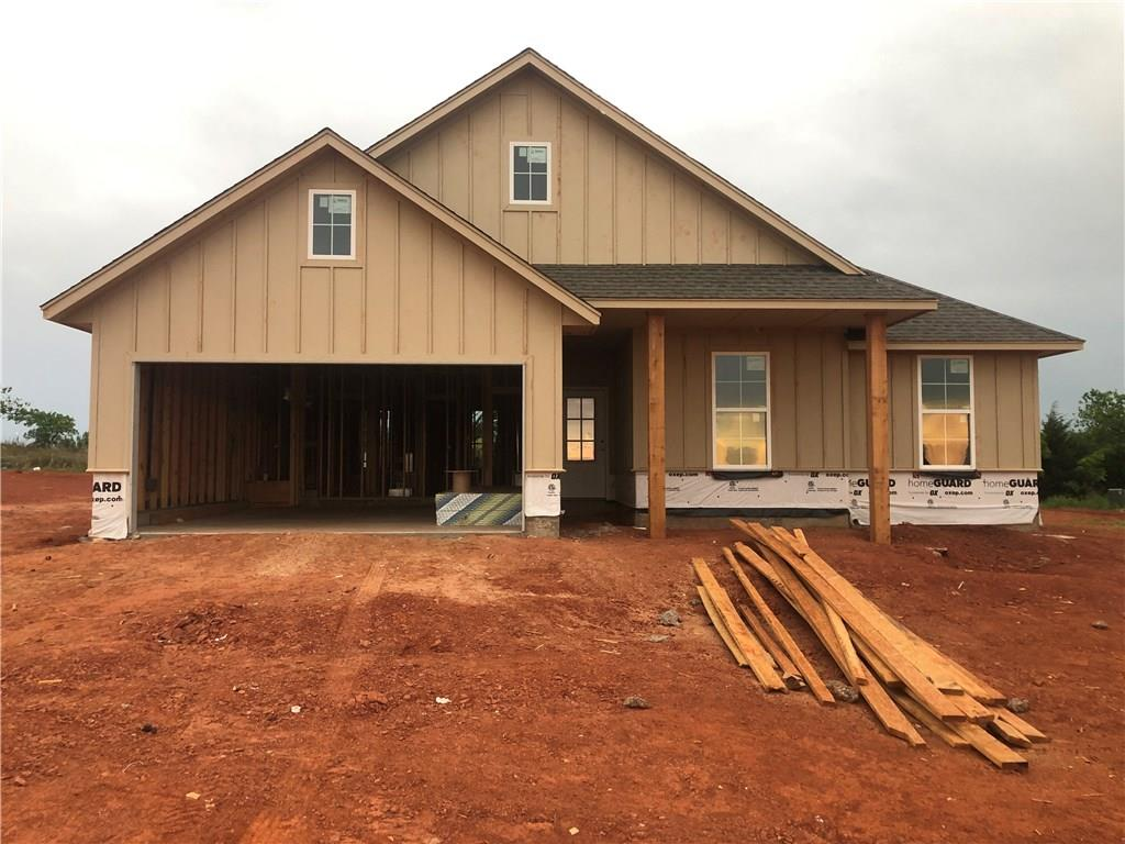 Brand New in Deer Creek under $250,000 backing to a pasture! Another great home built by Curt Company. Come see it today before it's gone!