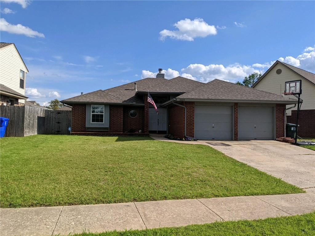 This is a 3 bed, 2 bath, PLUS an additional flexible room. House updated in 2018-2019 with new countertops, appliances, interior paint, flooring and sliding doors just to name a few of the items! The updates continued through 2021 as the owners added a horizontal wood-stained designer backyard fence, extended the patio area with new hardscape, and built a stand-in kitchen pantry.  The roof along with a front window/glass replacement is currently scheduled for 6/22 replacement/install. Come see all the greatness this cute home has to offer!