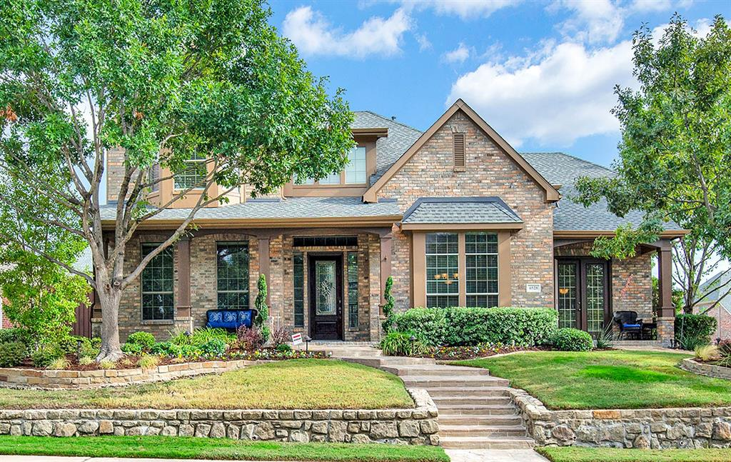 Welcome to 6528 Shady Point in Plano! Gorgeous 4 bedroom home on large corner lot! TWO porches out front relax and gossip with neighbors!