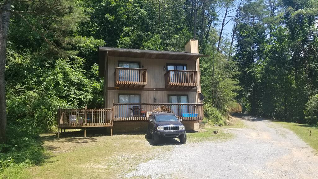 This listing consists of 3 cabins. Two 2 bedrooms cabins and one 1 bedroom cabin. All 3 cabins have had new roofs and some siding replaced this year in April and May 2021. New front door and steps on the little cabin June 2021. Great location and privacy. All 3 cabins have been on a long-term rental program for the last 10 years and are currently occupied. In order to view the property inside, I will need to give the tenants a 24-hour notice and may need to be present if tenants are not home. I do not have interior pictures for the cabin located at 4264 (address per tax records-911 address is 4260) the tenants in that property have been there for 7 years and don't want pictures of their personal items in the listing. Note: The storage building belongs to the tenant. These cabins are on two parcels being sold together. Current owners separated the parcels but bought them as one parcel. Parcel 105 086.01 000 has one cabin, a shared driveway, and its own well. Parcel 105 086.00 has two cabins and they are on a shared well with a shared driveway to the other parcel. Note: sq/ft and acreage has been taken from the tax records I did not personally measure the property.