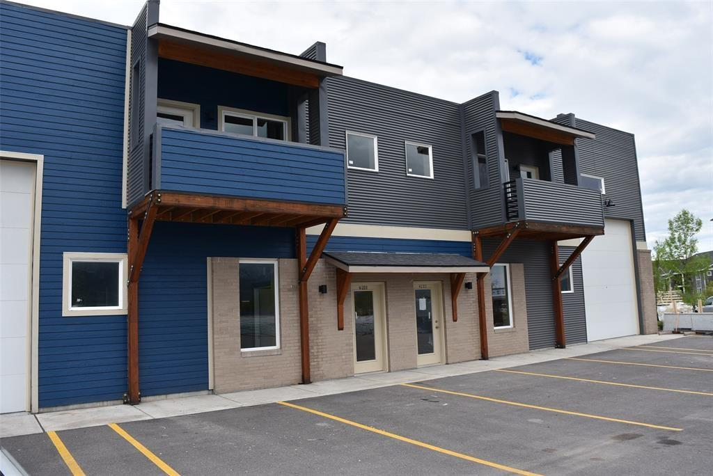 Live/Work in a Central Location of Bozeman or have an investment property with a one year lease in place. You will Enter into a Main Level Shop and Office Space with over 1600 Sq Ft while having the opportunity to be in a 800+ sq ft living arrangement above. The Main Floor has Office Space with Kitchen area and Bathroom. Upper Level Living includes 1 Bed 1 Bath a beautiful Kitchen with LG Appliances (Range, Microwave, Refrigerator, Dishwasher) LTV flooring, Fireplace. Great Views from a generous size Deck off Living Area. Call for a copy of the Covenants, uses are abundant. Parks/Trails/Shopping I-90 Access Near.