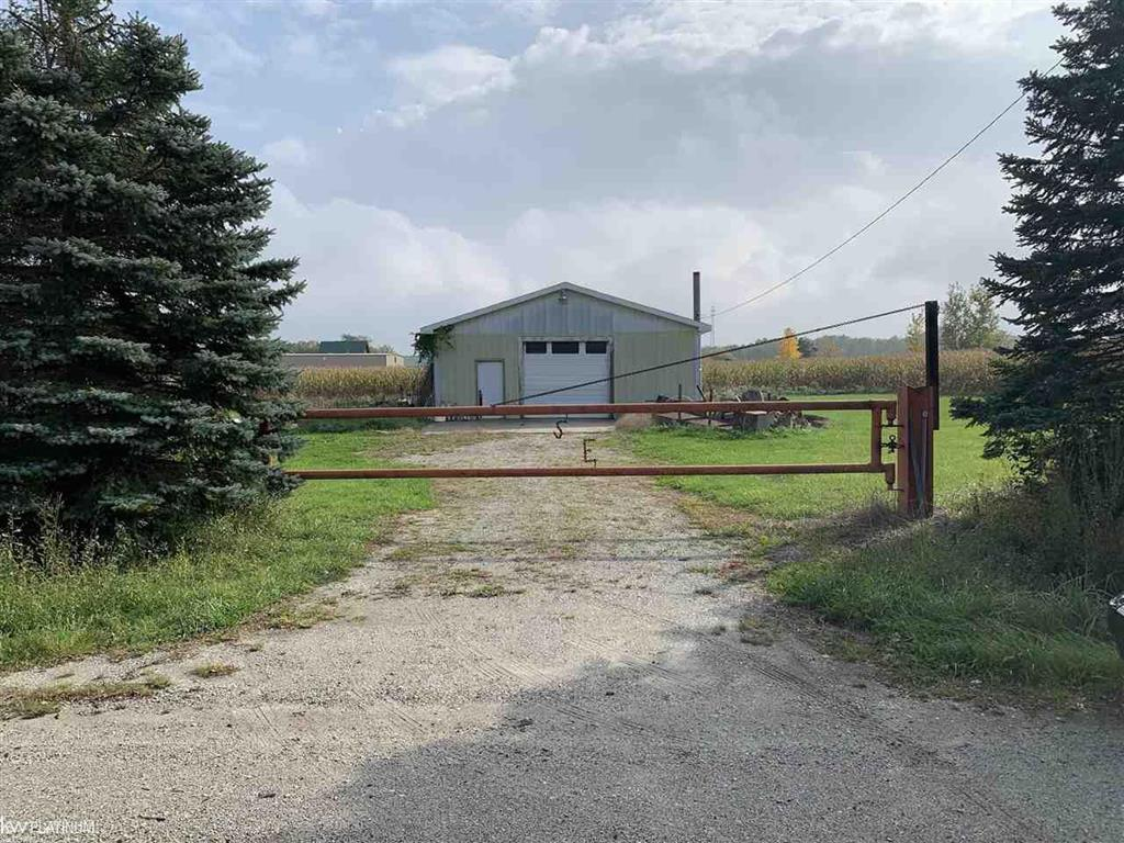 Vacant Land used mostly for farm land now. Has lots of frontage on both Wildcat and Burtch both. Has 30x60 foot barn with cement floor and 10 foot walls on property. Barn also has wood stove and at the road is 3 phase power.