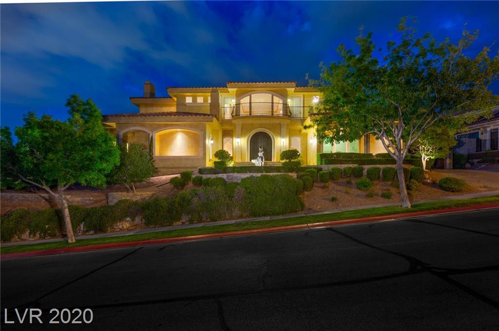 2876 QUARTZ CANYON Drive, Henderson, NV 89052
