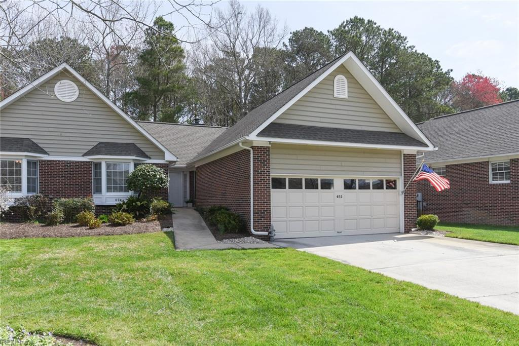 652 Fleet Drive, Virginia Beach, VA 23454
