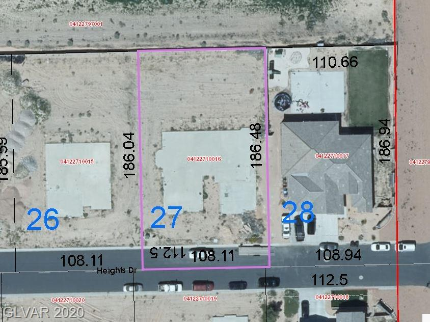 1524 HEIGHTS Drive, Logandale, NV 89021