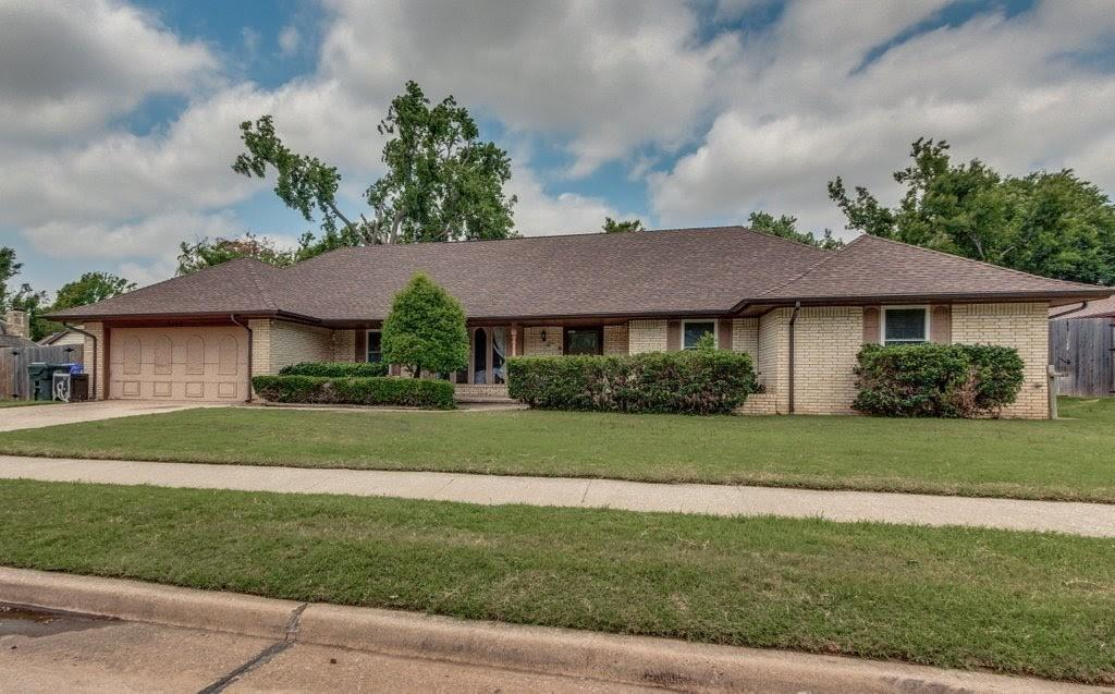 Amazing home in Norman, OK! This property has immaculate curb appeal, and is in a very convenient location near Highway access, and many attractions throughout Norman. This home boasts 5 bedrooms, with 2.5 baths, and is around 2,200 sf. This home is in an extremely cozy neighborhood, and with the pool and hot tub combo in the back, this home could definitely be a great home for entertainers, or the growing family.  Enjoy wonderful meals in the open kitchen, or watching your favorite show or activity in the formal living area. You could even cozy up by the fireplace in the winter and your second living room. This song could be great for a first time home buyer, or a downsize are looking to still have the amenities of a bigger property. Don't miss this opportunity to be in an extremely convenient location, in the heart of West Norman, in an inviting neighborhood.