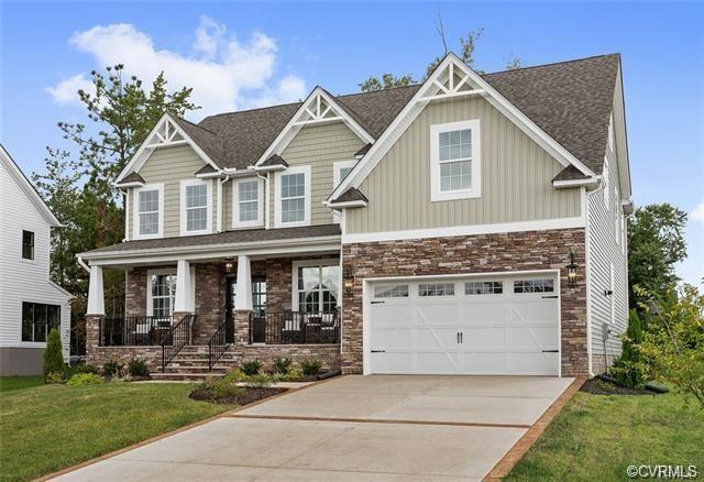 "The Harper Leigh custom built by LeGault Homes is currently under construction.  The beautiful, ""Harper Leigh"" (previous Homerama model floor plan) at 3000sf,  with 4 bedrooms and 3 full baths.  Some of the included upgrades include 10 ft. ceilings down, 9 ft. ceilings up, wide plank hardwood floors downstairs, gourmet kitchen, gas fireplace and coffered ceiling in family room, X-beamed ceiling in dining room, and unfinished 3rd floor.  Move in Ready by May 2021."