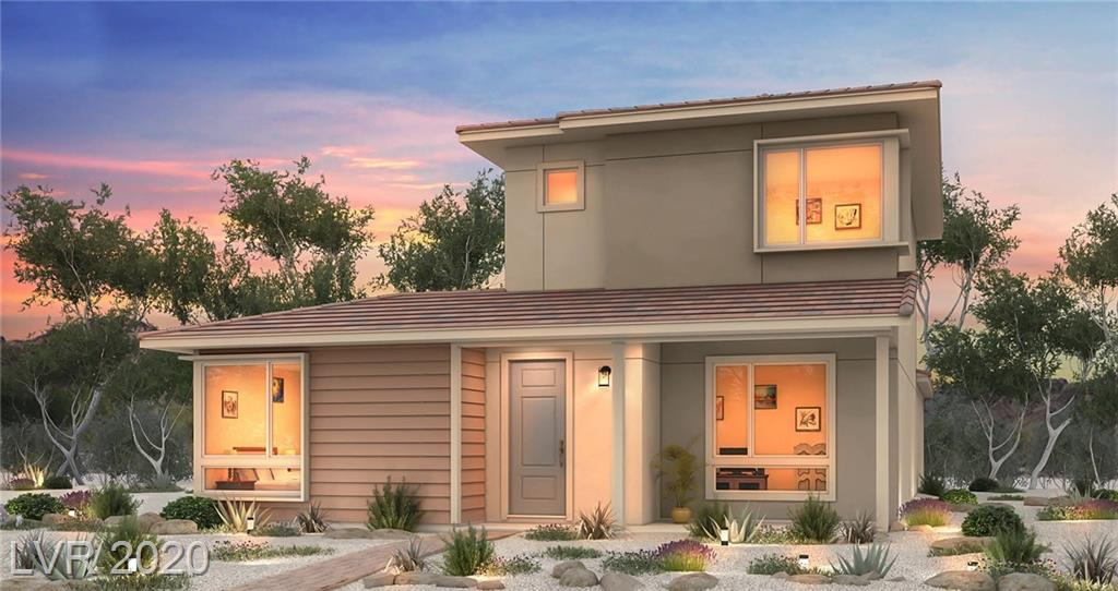 Brand New home! This home lives like a single story! The master and 2nd bedroom are downstairs! 3rd bedroom and bonus room upstairs. Deck off the bonus room looks out over Cadence Central Park. Private interior courtyard provides indoor/outdoor living at it's best!